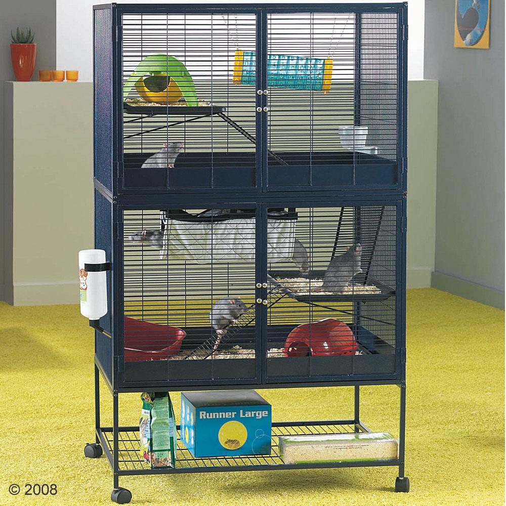 s paration cage royal suite savic. Black Bedroom Furniture Sets. Home Design Ideas