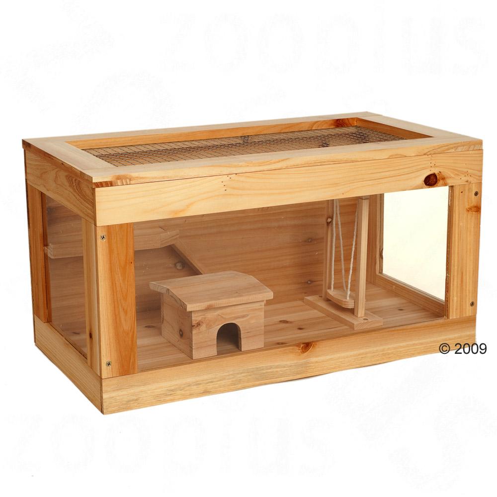 Cage pour rongeur Glendale  L 60 x l 32,5 x H 32 cm of