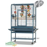 Zooplus FR-BE Cage pour grande perruche Montana Orlando - antique