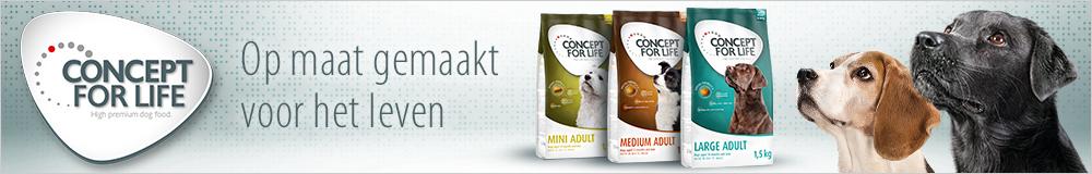 Concept for Life hondenvoer