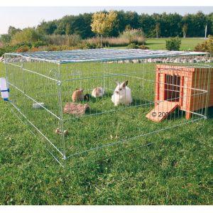 Parc exterieur pour lapin pas cher for Cage exterieur pour lapin pas cher