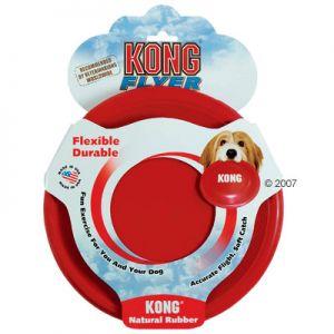 Frisbees: rigides ou souples? => verdict selon mes chiens 48763_hunter_kong_flyer_1