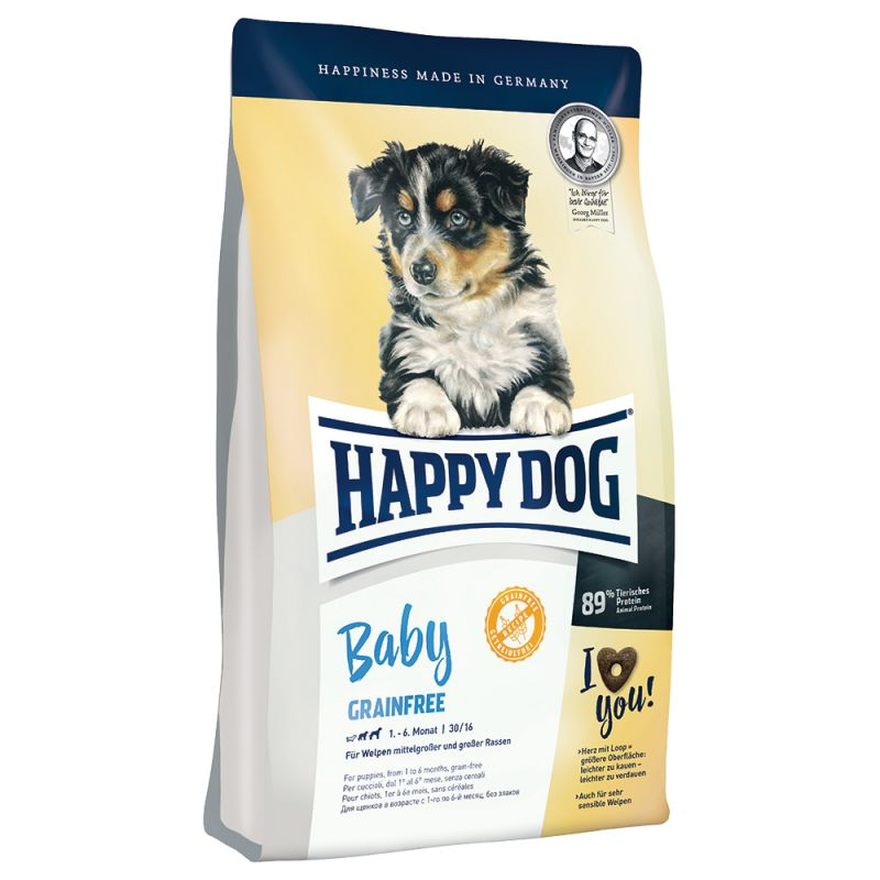 Happy Dog Supreme Young Baby Grainfree pour chiot