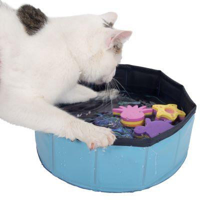 jouet kitty lake accessoires pour chat
