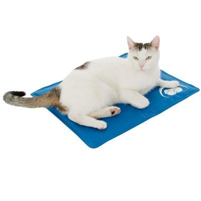 tapis rafraichissant keep cool accessoires pour chat