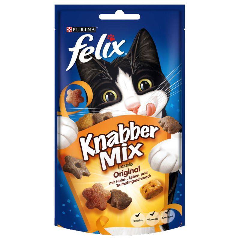 Paquet de friandises Felix Party Mix Original