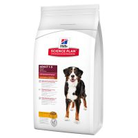 Croquettes Hill's adult advanced fitness large breed