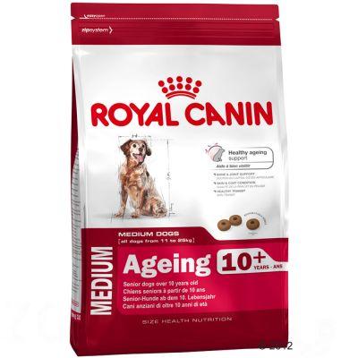 Croquettes royal canin pour chien senior