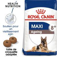 Croquettes pour chien senior royal canin maxi ageing 8+