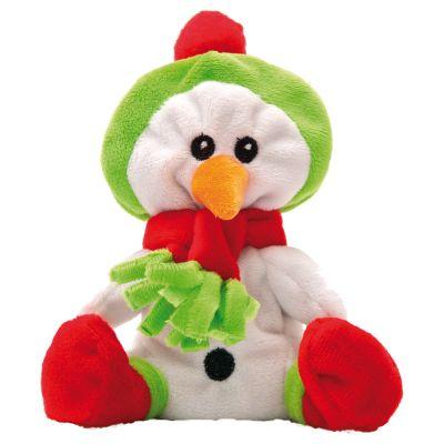 jouet bonhomme de neige olaf pour chat