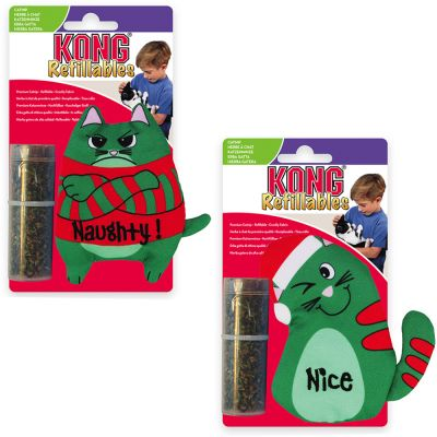 jouets kong menthe a chat